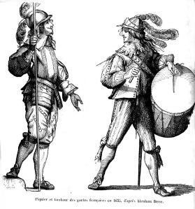 Piquierettambour (drummer montero)